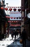 Birmingham's entrant Chinatown images stock