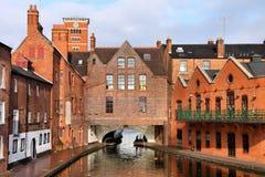 Birmingham Foto de archivo libre de regalías
