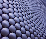 Birmingham 3 selfridges obrazy stock
