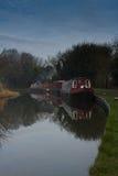 Birmingham aan Stratford Canal royalty-vrije stock afbeelding