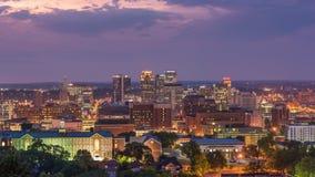 Birmingham Alabama arkivfilmer
