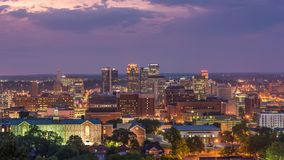 Birmingham, Alabama stock footage
