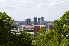 Birmingham Alabama Stockbild