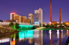Birmingham, Alabama Fotografia Stock