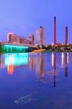 Birmingham, Alabama Skyline Royalty Free Stock Photos