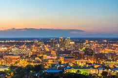 Birmingham, Alabama Stock Images