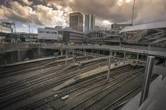 Birmingham, Angleterre, peut, 3ème, nouvelle rue Photographie stock