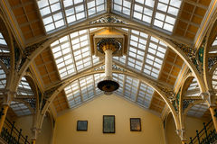 Birmingham art gallery architecture Stock Photography