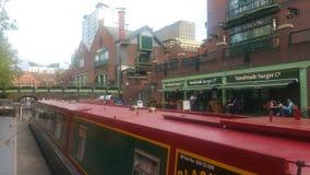 Birmingham-Boote lizenzfreie stockfotos