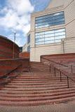 birmingham budynek nowożytny handlowy England Obrazy Royalty Free