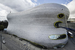 Birmingham Bull Ring Selfridges Dept Store Royalty Free Stock Photos
