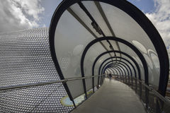 Birmingham Bull Ring Selfridges Dept Store Stock Photo