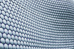 Birmingham Bullring/Selfridges 2. The Birmingham Bullring shopping centre exterior details, at the end containing Selfridges Stock Photo