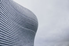 Birmingham Bullring/Selfridges. The Birmingham Bullring shopping centre exterior, at the end containing Selfridges Stock Photography