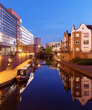 Birmingham Canal royalty free stock photography