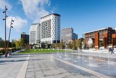 Birmingham city Stock Photography