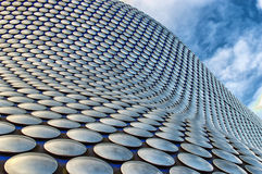 Birmingham Contemporary Architecture Stock Photography