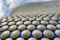 Birmingham Contemporary Architecture Royalty Free Stock Images