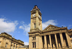 Birmingham Council House Clock Tower Stock Photo