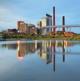 Birmingham del centro Fotografia Stock Libera da Diritti