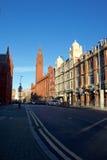 Birmingham domstolsbyggnad Arkivbild