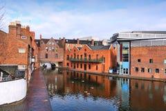 Birmingham, Engeland Royalty-vrije Stock Foto