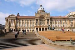 Birmingham, Engeland stock afbeelding