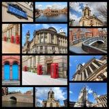 Birmingham, Engeland royalty-vrije stock foto's