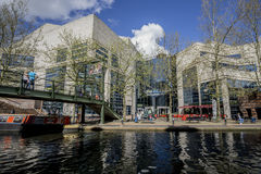 Birmingham,England,ICC May 3rd,2015. Royalty Free Stock Images