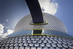 Birmingham - England, May 3,2015: Bullring building Royalty Free Stock Images