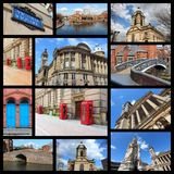 Birmingham, England Royalty Free Stock Photos