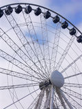 Birmingham eye. Ferris wheel, birmingham, england Stock Photography
