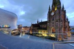 Birmingham Förenade kungariket Royaltyfria Foton