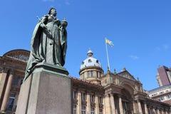 Birmingham Großbritannien Stockbild