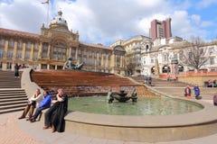 Birmingham, het UK royalty-vrije stock afbeeldingen