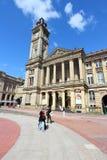 Birmingham het UK stock foto's