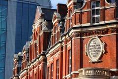 Birmingham hospital Stock Images