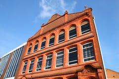 Birmingham - Jewellery Quarter Stock Photo