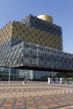 Birmingham library Royalty Free Stock Image