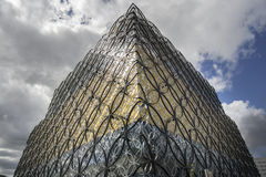 BIRMINGHAM, NEW LIBRARY Stock Images
