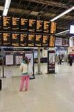 Birmingham - nueva estación de la calle Foto de archivo libre de regalías