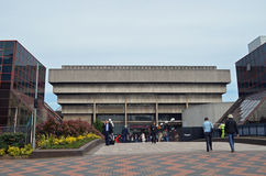 Birmingham old central library Royalty Free Stock Photo