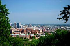 Birmingham Overlook Royalty Free Stock Photos