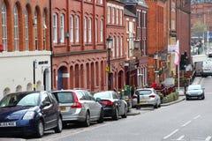 Birmingham Regno Unito Fotografia Stock Libera da Diritti