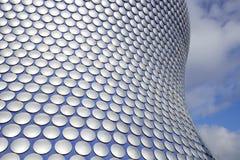 Birmingham, Regno Unito - 6 novembre 2016: Dettaglio esteriore del centro commerciale dell'arena a Birmingham Regno Unito immagine stock