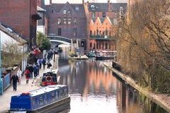 Birmingham, Reino Unido fotografía de archivo libre de regalías