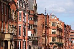 Birmingham street view Royalty Free Stock Photo