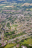 Birmingham suburbs Royalty Free Stock Image