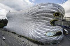 Birmingham tjur Ring Selfridges Dept Store royaltyfria foton