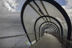 Birmingham tjur Ring Selfridges Dept Store arkivfoto
